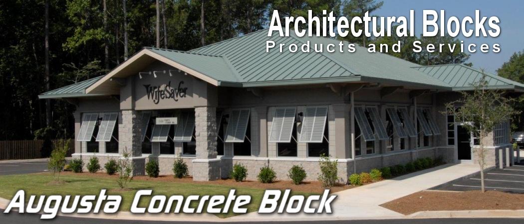 Augusta concrete block company since 1946 for Concrete home builders in georgia