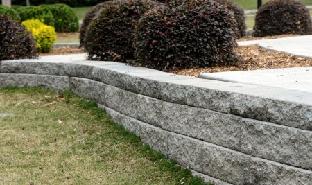 Versa Lok Standard Augusta Concrete Block Company